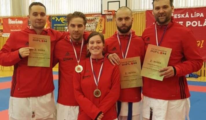 Národní pohár – Česká Lípa 7.4.2019