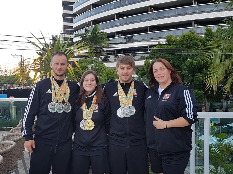 MS v karate IKU – Fortaleza, Brazilie (18.10.2019 – 20.10.2019)