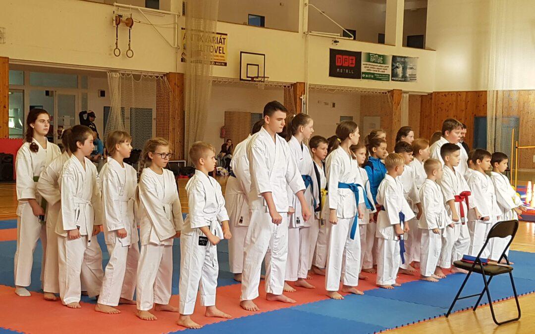 Závody karate 16.10.2021 – Litovel